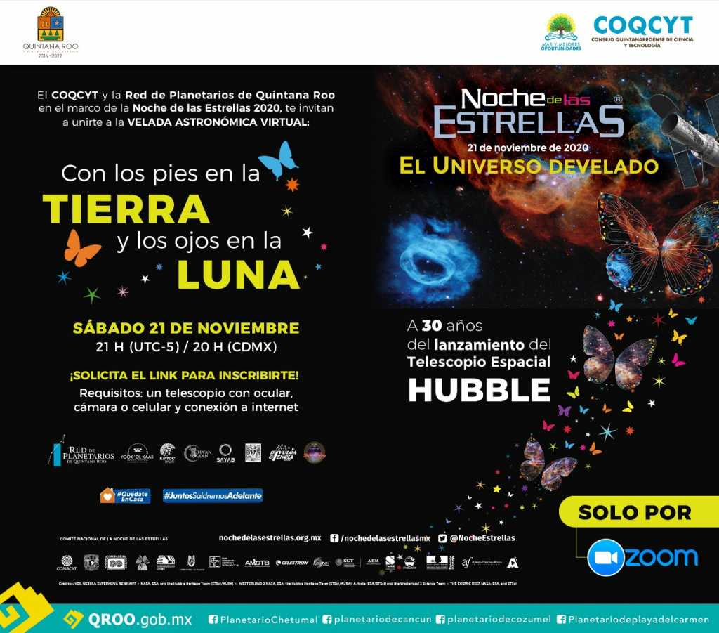 Se prepara una gran fiesta astronómica por la 'Noche de las Estrellas' 2020
