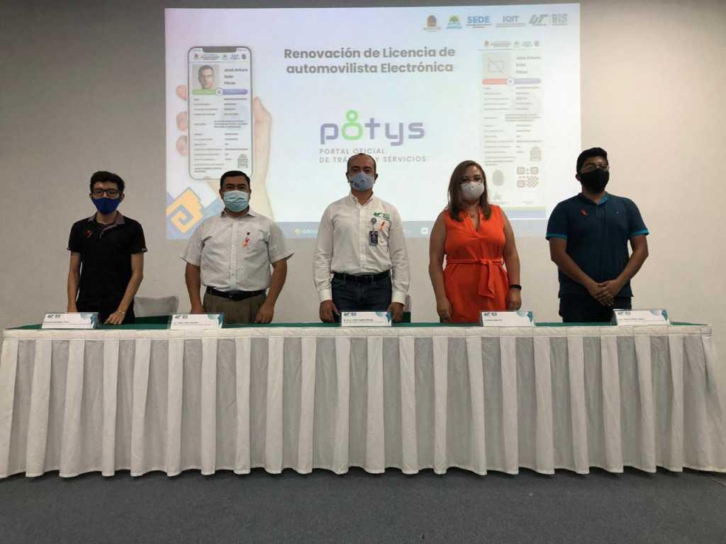 UT Cancún BIS desarrolla API para licencia de manejo electrónica en OPB