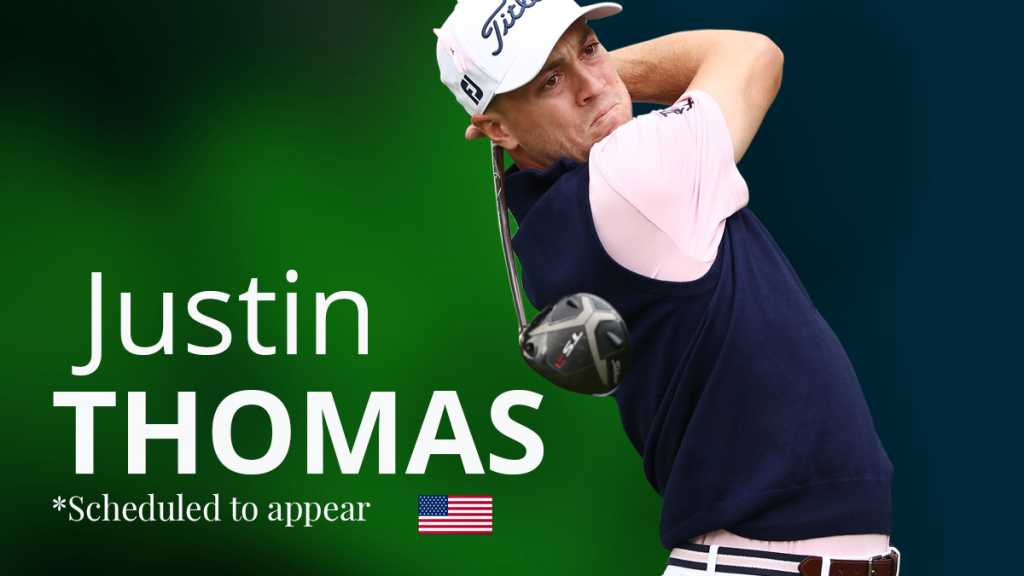 Justin Thomas confirmado para el Mayakoba Golf Classic