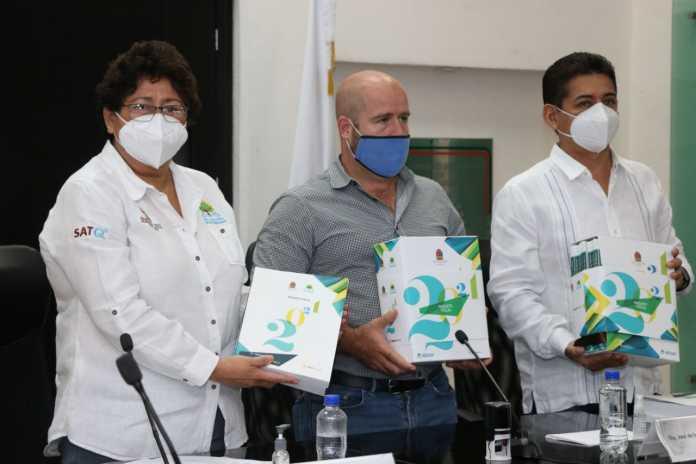 Se da cumplimiento a la entrega del Paquete Económico 2021 de Quintana Roo