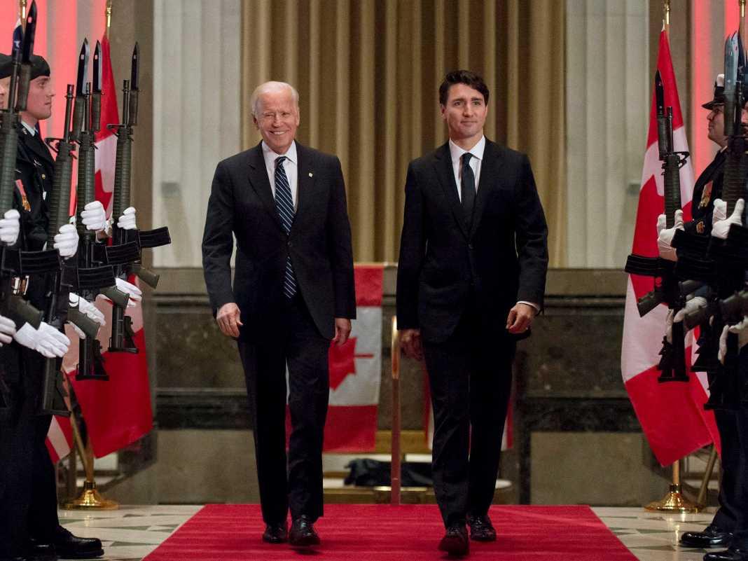 Biden y Trudeau afilan cuchillos: Darío Celis
