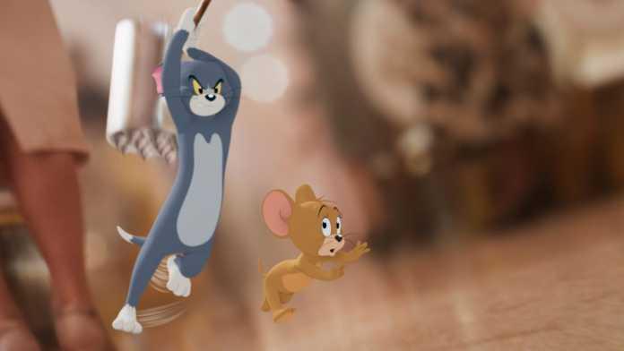 Tom y Jerry regresan a la pantalla grande