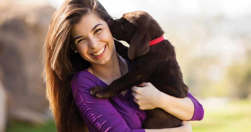 Cómo repercute en las emociones tener un perro
